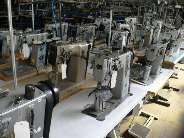 Magazzino pastori s r l macchine da cucire industriali for Macchine da cucire usate