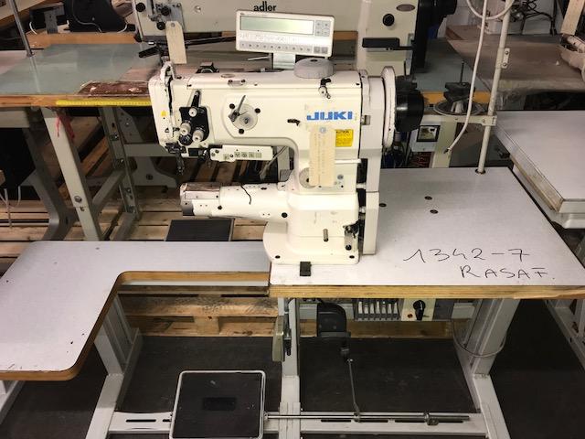 Tutte le macchine da cucire usate juki ls 1342 7 for Macchine cucire usate