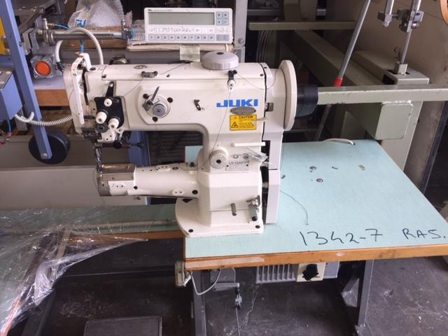 Tutte le macchine da cucire usate juki ls 1342 7 for Macchine da cucire usate