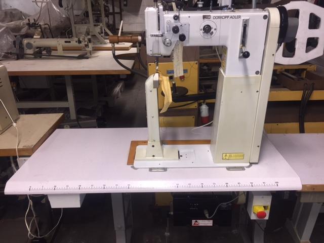 Tutte le macchine da cucire durkopp adler 267 373 for Macchine da cucire usate