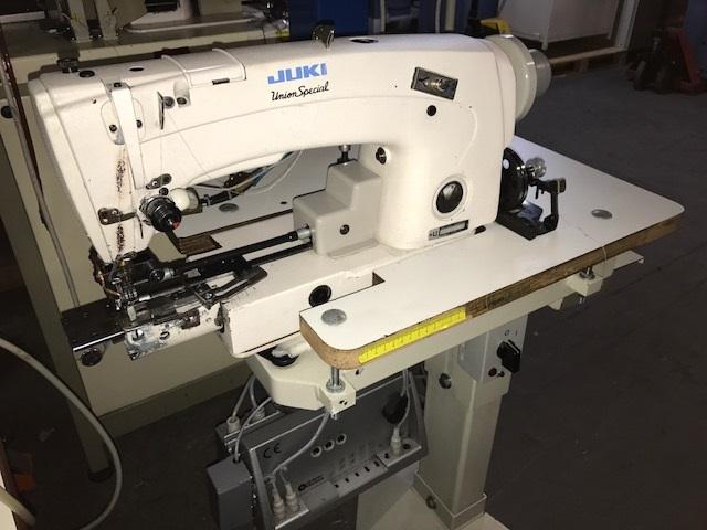 Tutte le macchine da cucire usate vibemac juki u s for Macchine da cucire usate