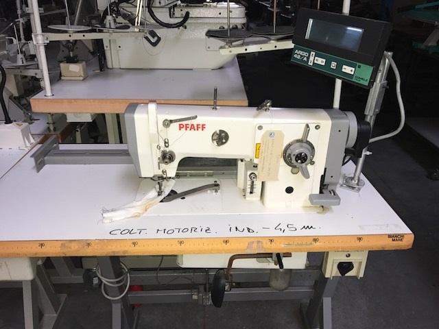 Tutte le macchine da cucire pfaff 938 771 04 900 for Macchine da cucire usate