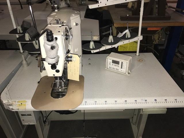 Tutte le macchine da cucire usate juki lk 1900 hs for Macchine da cucire usate
