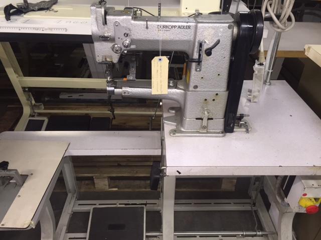 Tutte le macchine da cucire usate durkopp adler 069 373 for Macchine cucire usate