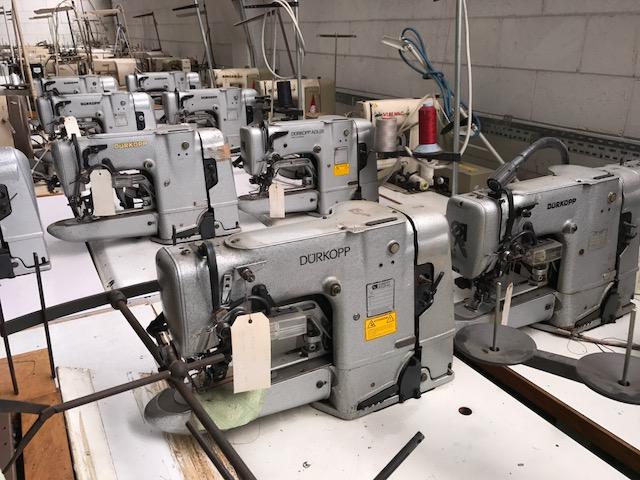 Tutte le macchine da cucire durkopp adler 570 for Macchine da cucire usate