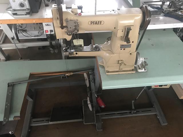 Tutte le macchine da cucire pfaff 335 h3 for Macchine da cucire usate