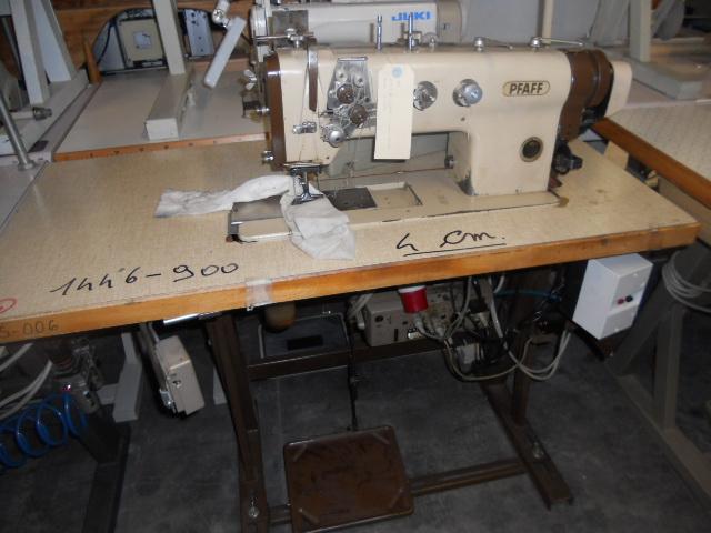 Tutte le macchine da cucire usate pfaff 1446 900 for Macchine da cucire usate
