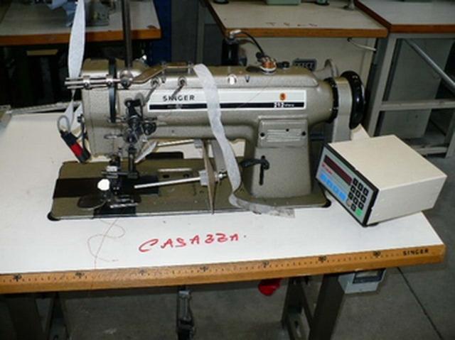 Tutte le macchine da cucire singer 212 u 541 for Macchine da cucire usate