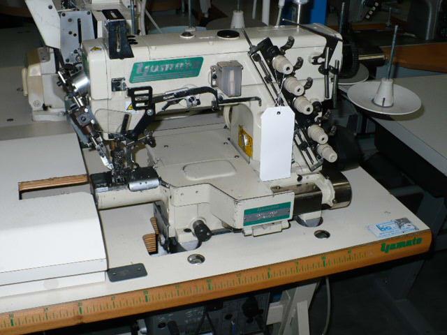 Tutte le macchine da cucire usate yamato ve 2711 1485 ut for Macchine da cucire usate