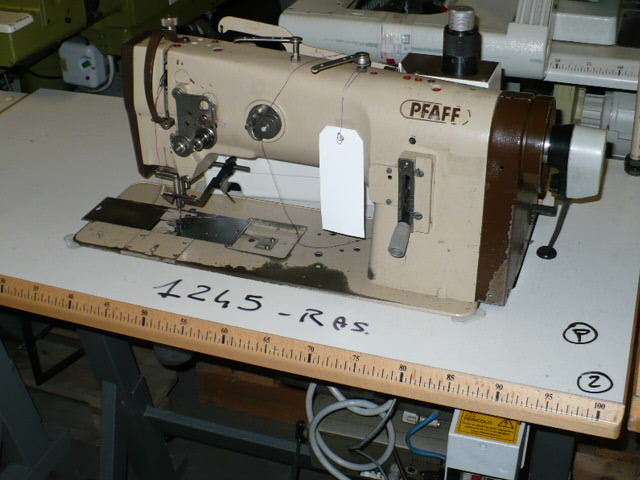 40 Needle 40transport Flat Machines Pfaff 40245404040 Interesting Pfaff 1245 Sewing Machine