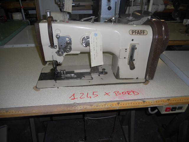 40 Needle 40transport Flat Machines Pfaff 402454040 Amazing Pfaff 1245 Sewing Machine